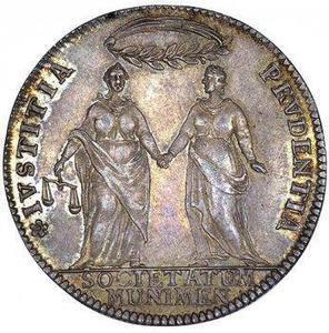 Coin 1 Osella - Alvise Mocenigo IV  obverse