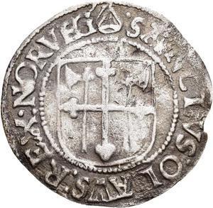Coin 1 Skilling - Olav Engelbrektsson Norway obverse