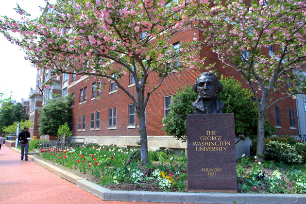 조지 워싱턴 대학교