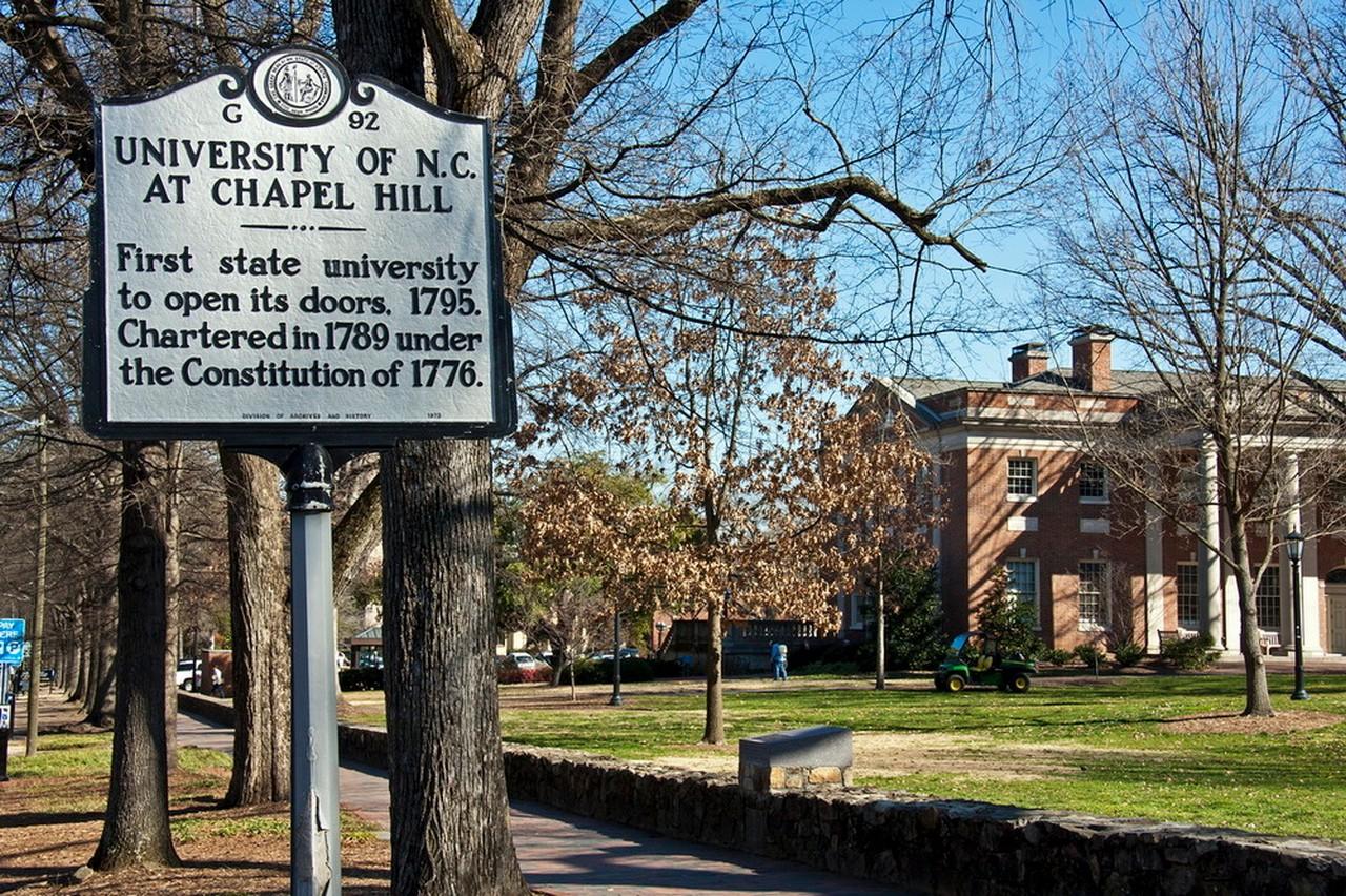 노스캐롤라이나 대학교