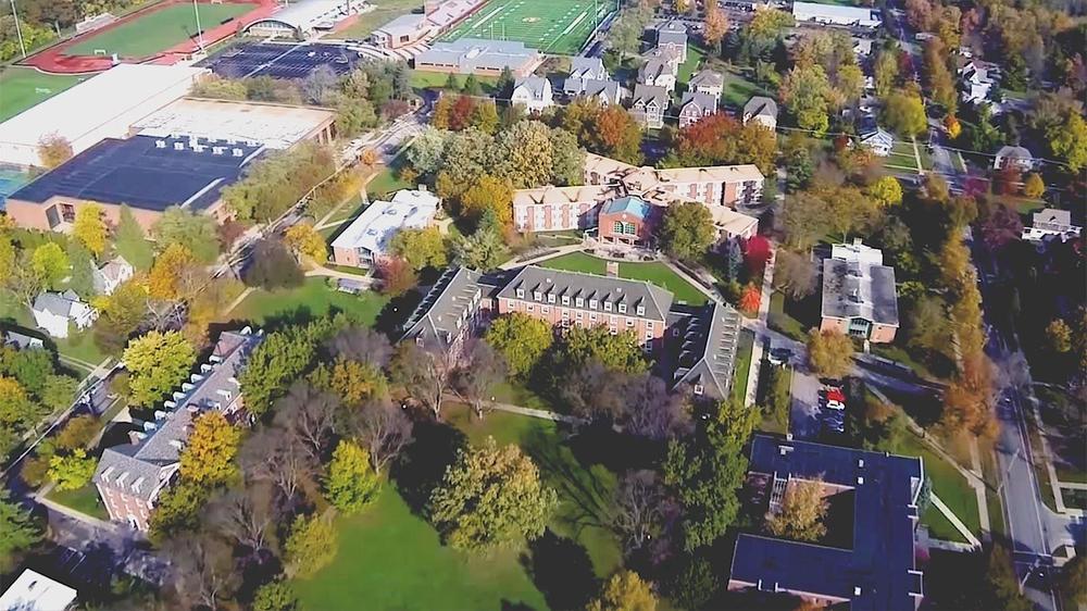 오벌린 대학 (Oberlin College)