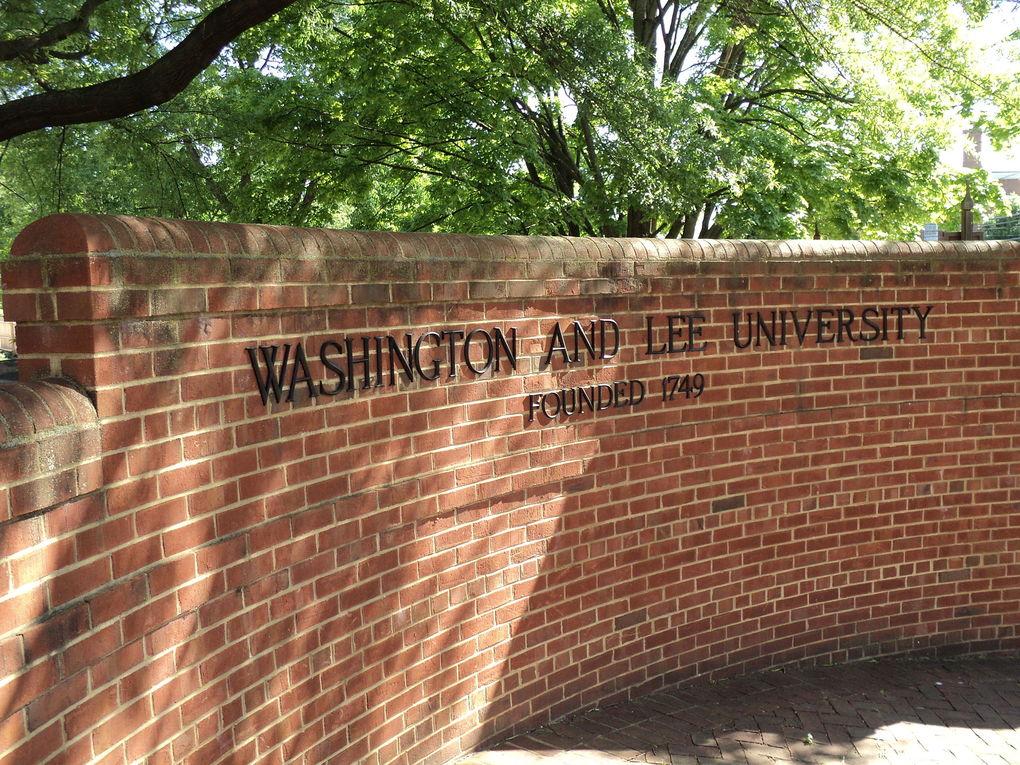 워싱턴  앤 리 대학교