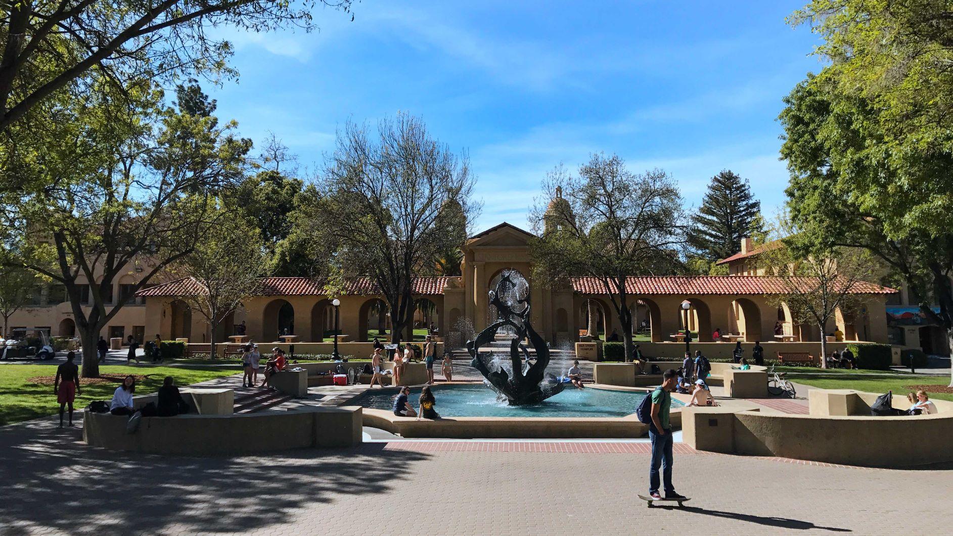 スタンフォード大学 (Stanford University)入学と授業の情報