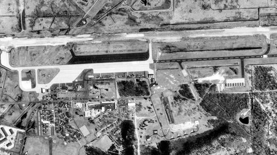 Quarky News: Volk Field 1962