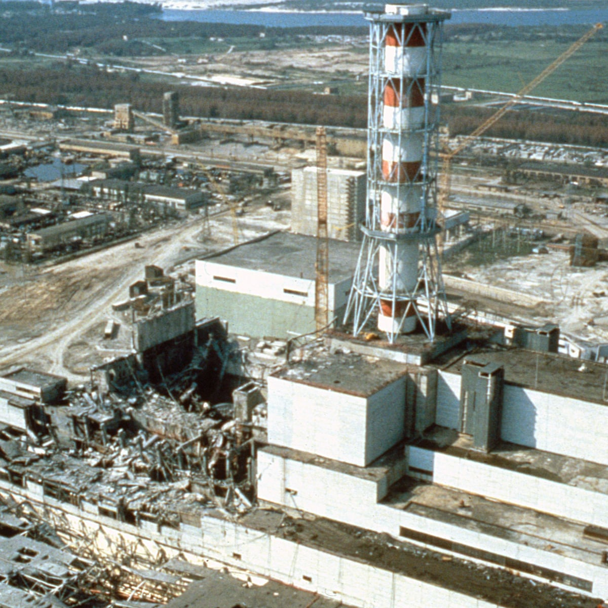 The Chernobyl Nuclear Power Plant Disaster with Adam Higginbotham