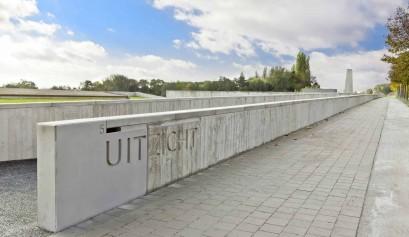 Afbeelding Voorstelling crematorium 'Uitzicht' te Kortrijk
