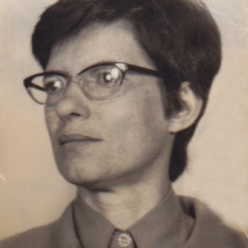 Foto Simonne 'Simonita' Tanghe