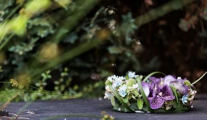 Afbeelding Een rouwbloemenrekening