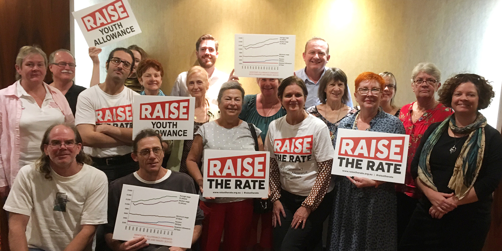 Impact Fund: Raise the Rate for Good