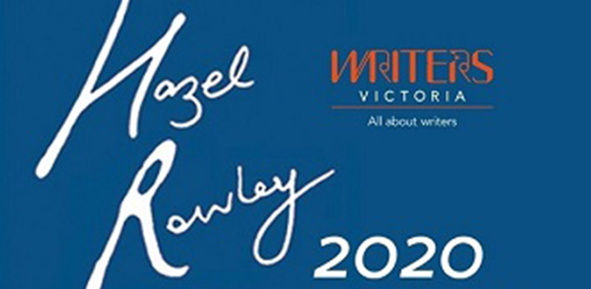 Cancelled Event: 2020 Hazel Rowley Memorial Lecture and Fellowship winner announcement