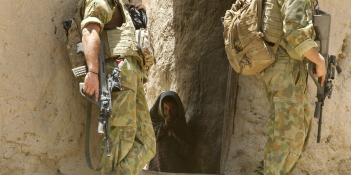 Afghan victims' rights project: Accountability for Australian war crimes in Afghanistan