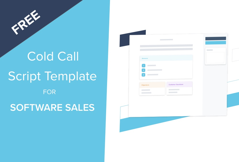 Free cold call script for software sales compass maxwellsz