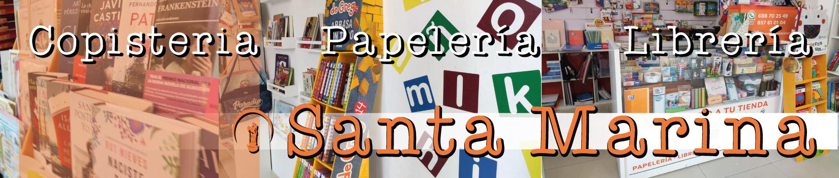 Copistería-Papelería Santa Marina