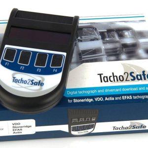 TACHO2SAFE TODO EN UNO COMPATIBLE CON TACÓGRAFO INTELIGENTE 4.0