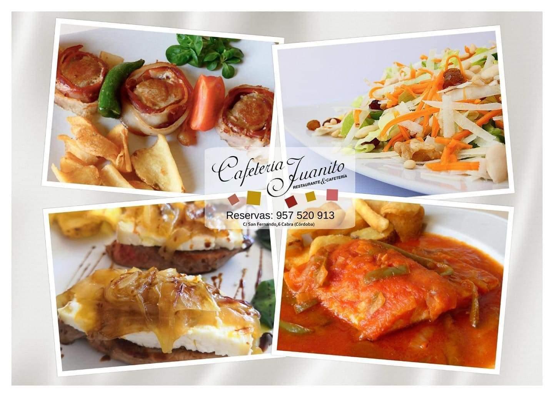 Cafetería Juanito