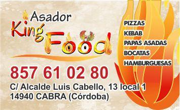 Asador Kingfood