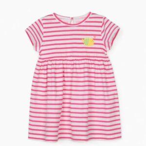 Vestido-bebe-pez-rayas-Zippy-e1617139839779