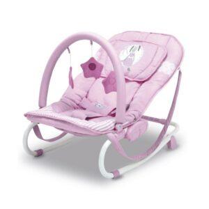 Hamaca Relax rosa de Asalvo
