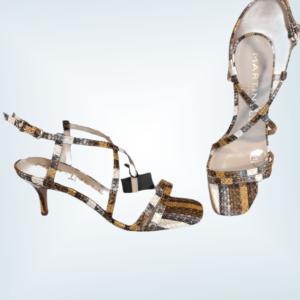 Sandalia serpiente Martinelli