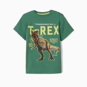 Camiseta-niño-T-Rex-Zippy