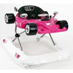 Andador Hamilton rosa de Asalvo