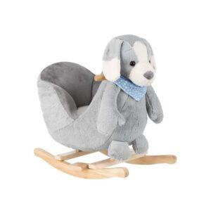 Balancín cachorro gris de Kikka boo