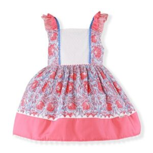 Vestido-floral-para-niñas-de-Miranda-min