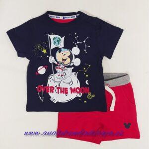 Conjunto bebe Mickey Moon Zippy
