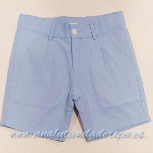 Pantalon celeste de niño