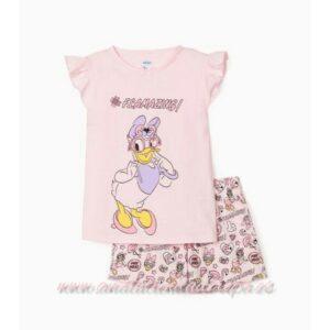 Pijama niña Daisy Zippy
