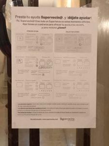 folleto coronavirus