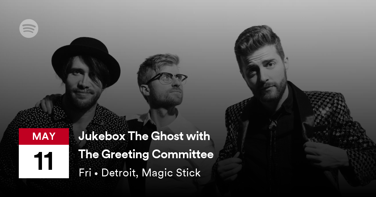 Jukebox the ghost with the greeting committee m4hsunfo