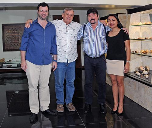 Philippe, Don Anderson, Guido & Sheila