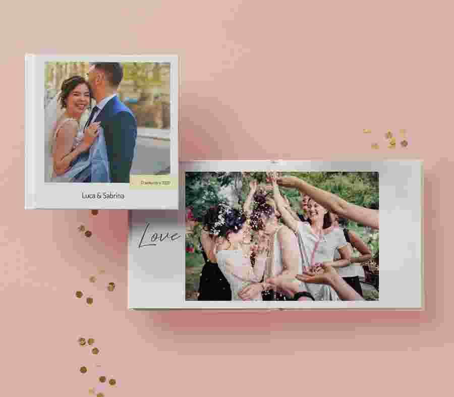 Album Foto Matrimonio - PhotoSì