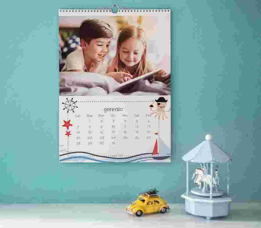 Calendario Mensile_01 - PhotoSì