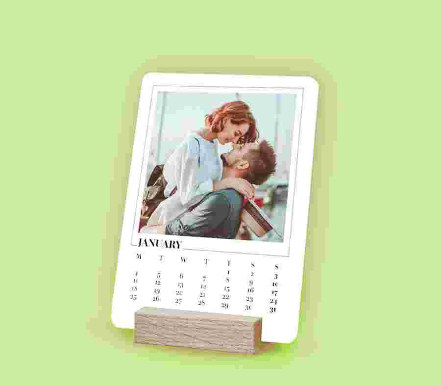 Calendario De Mesa - PhotoSì