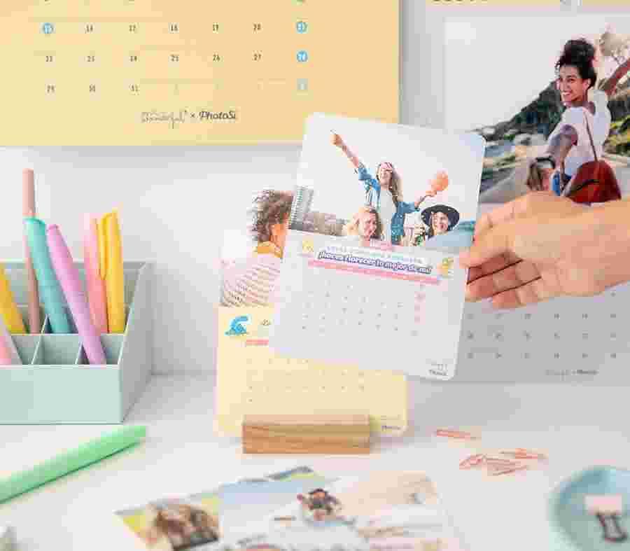 Calendario De Escritorio Cards Mr - PhotoSì