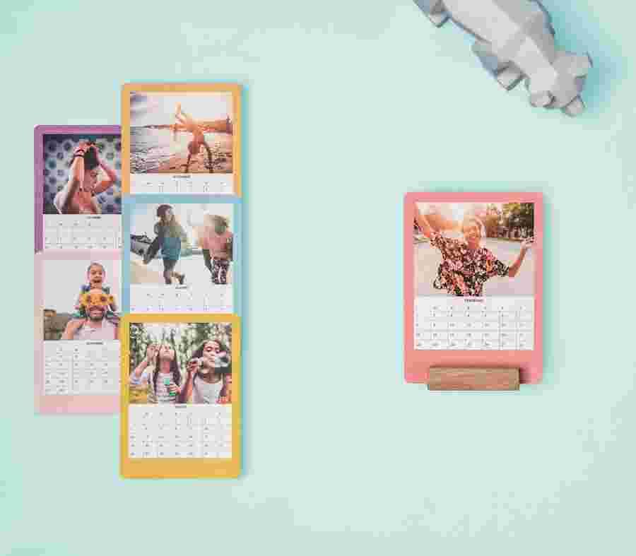 Calendario Cards Da Tavolo_01 - PhotoSì