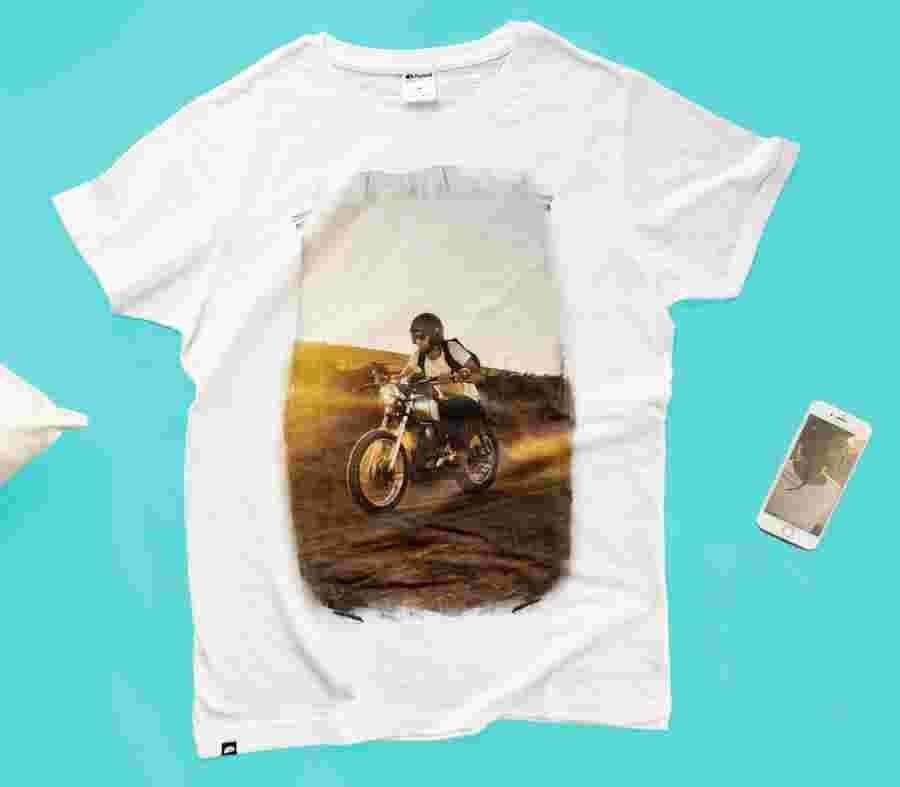 Camiseta Hombre - PhotoSì