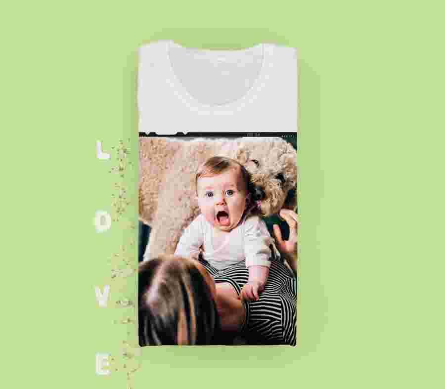 Camiseta - PhotoSì