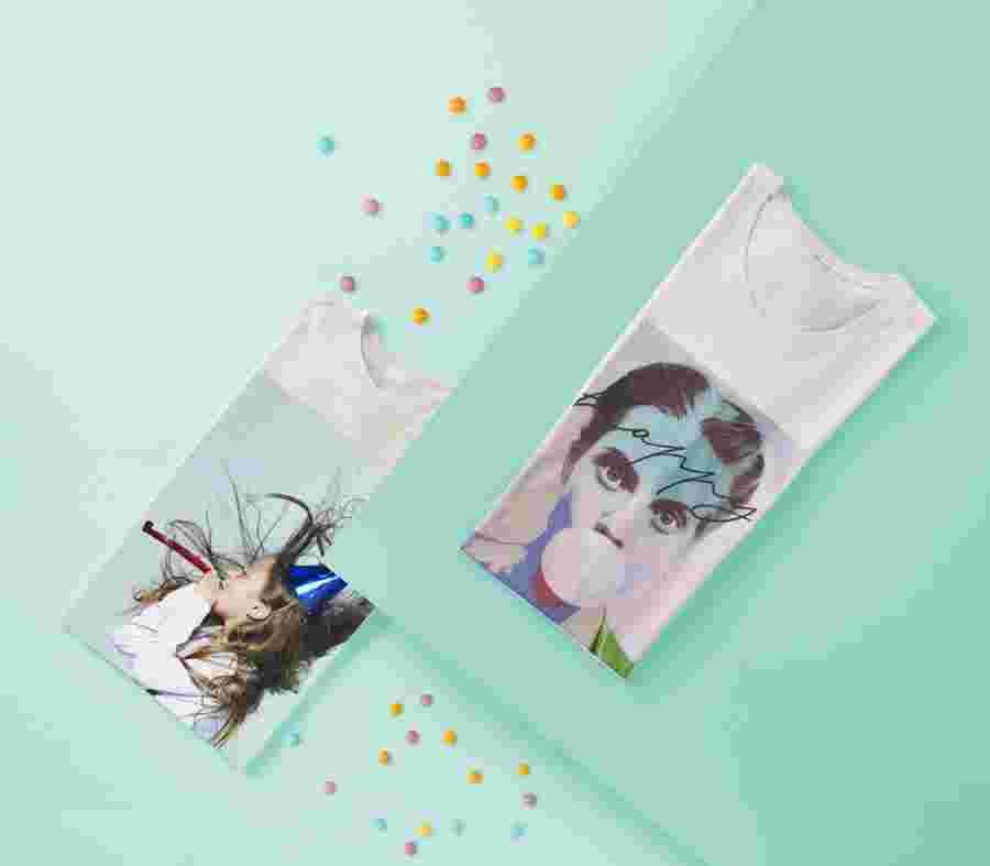 Camisetas Personalizadas Para Amiga - PhotoSì