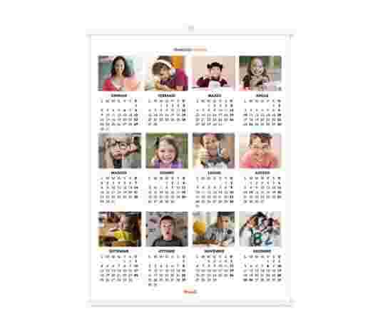 Collage Regular Annuale 30X40 - PhotoSì