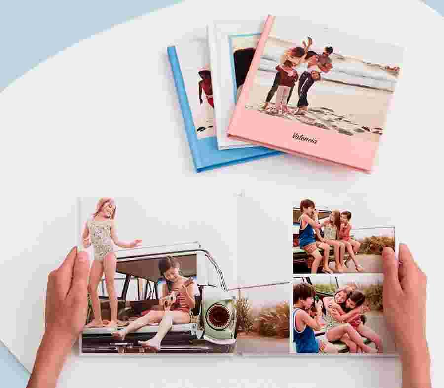 Fotolibro Racconti Vacanze - PhotoSì