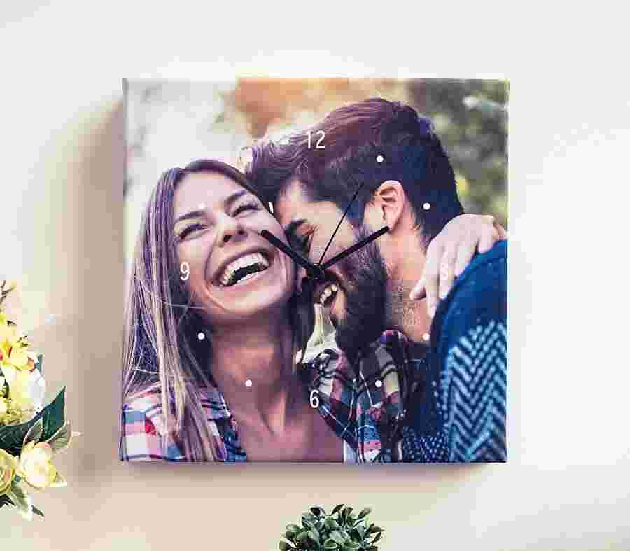 Fotoquadro Canvas Orologio_01 - PhotoSì