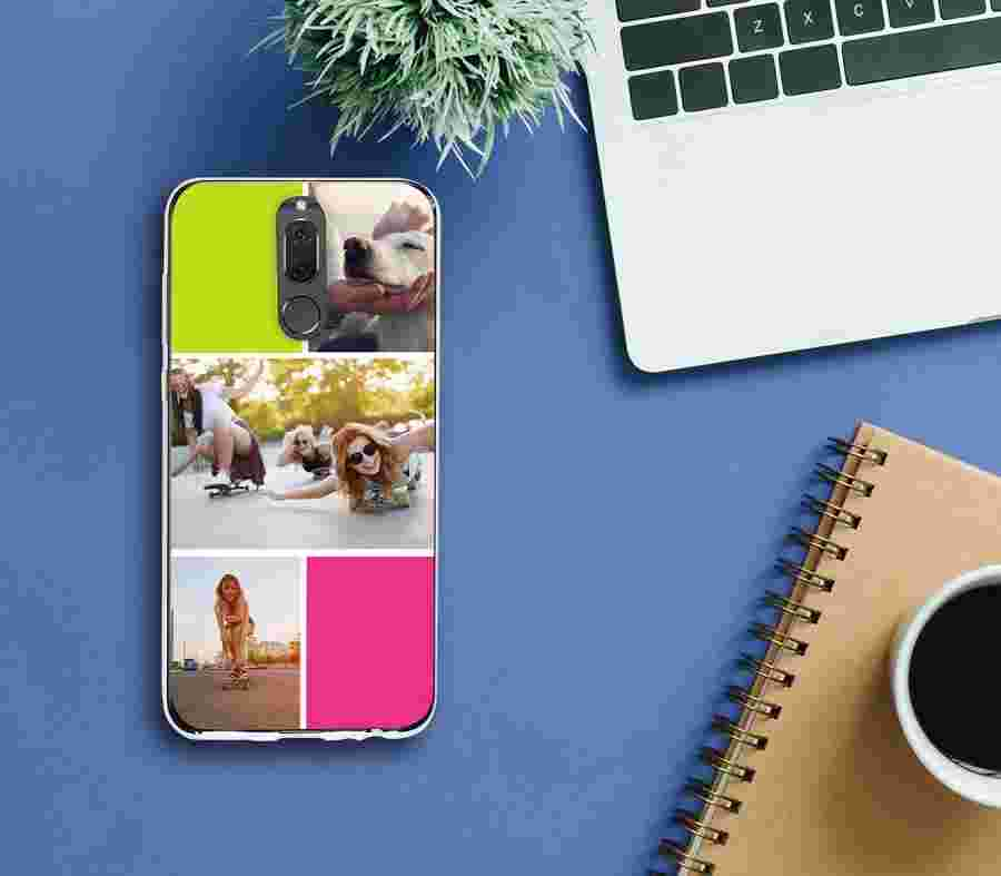 Funda Flexible Huawei Mate 10 Lite - PhotoSì