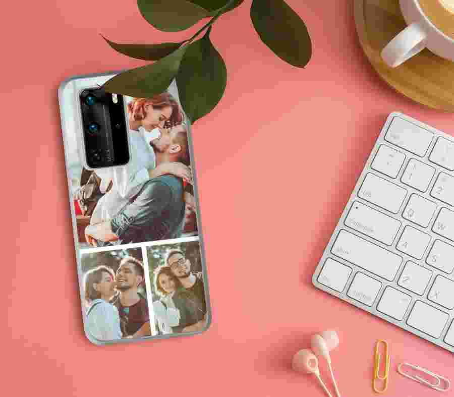 Funda Flexible Huawei P40 Pro - PhotoSì