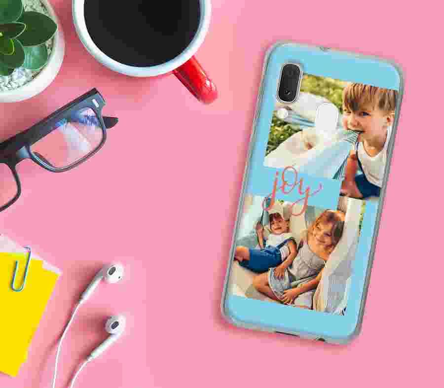 Funda Flexible Samsung Galaxy A20E - PhotoSì