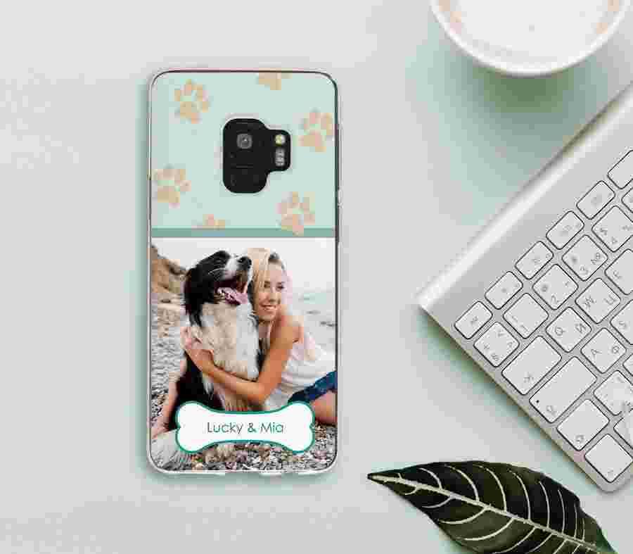 Funda Flexible Samsung Galaxy Galaxy S9 - PhotoSì