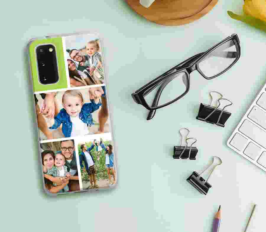 Funda Flexible Samsung Galaxy S20 - PhotoSì