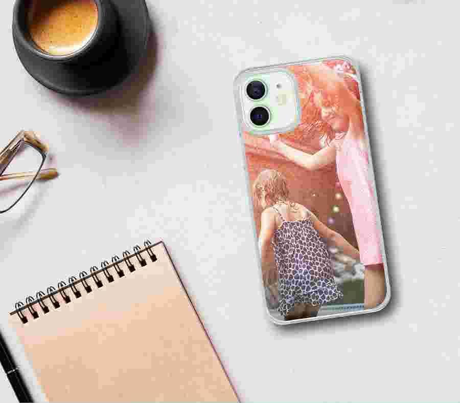Funda Flexible Iphone 12 Mini - PhotoSì